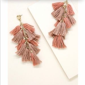 Ettika Tassel Earrings!